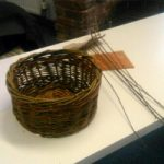 Thanks to our new tutor Heather, many baskets were made this May.