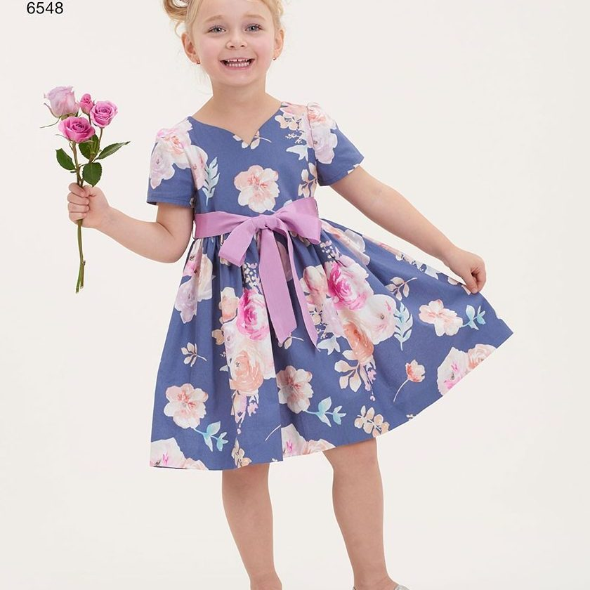 Little Girl Dress 8